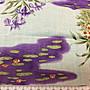 【傑美屋-縫紉之家】日本原裝進口棉布~米白色底大花#L302738拼布配色好幫手#30*27CM