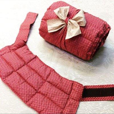 溫敷聖品-保暖紅豆袋(頭部+後背)純手工製🇹🇼原價1500元,回饋價1300元。 提升體溫 送禮  涼墊 紅豆墊