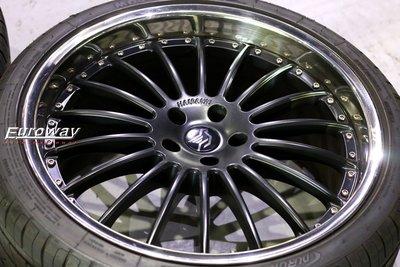 優路威正HAMANN 22吋鋁圈 BMW X5 X6 RANGE ROVER 5/120 HRE BBS AC ADV1