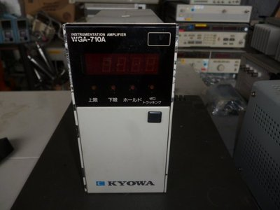 Kyowa 放大器 WGA-710A Instrumentation Amplifier WGA710A