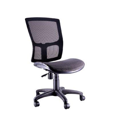 螞蟻雄兵 LV-823 網布辦公椅(黑色款) 電腦椅 職員椅 會議椅 電競椅 透氣 人體工學 辦公桌椅 無扶手 椅子