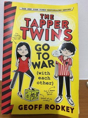 The Tapper Twins Go to War With Each Other:Geoff Rodkey訂價8.9
