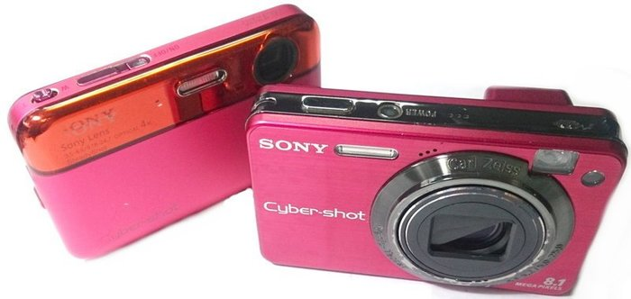 ☆手機寶藏點☆ Sony DSC-J10 DSC-W150 數位相機 零件機 故障 報帳繳回 Che C43