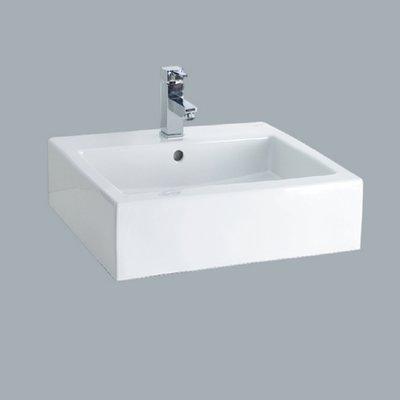 《振勝網》和成衛浴 L400SAdb 抗汙檯面上洗臉盆 檯面盆 / 不含龍頭 / 可自由搭配面盆龍頭