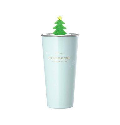 【現貨】韓國星巴克 2018聖誕節系列 Part I--ToGo雙層不鏽鋼隨行杯473ml