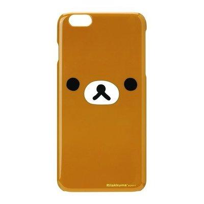 尼德斯Nydus~* 日本正版 San-X 拉拉熊 懶懶熊 手機殼 硬殼 iPhone6+ Plus 5.5吋
