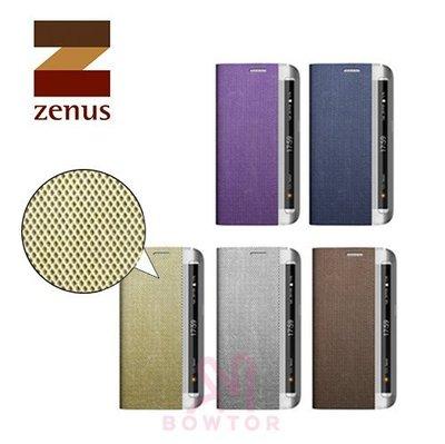 光華商場。包你個頭【Zenus】Samsung Galaxy S7 Edge 皮革翻蓋 金屬質感 手機殼 SM-G935