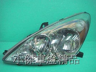 》傑暘國際車身部品《 全新高品質凌志lexus es330原廠hid專用晶鑽魚眼大燈一顆 depo大廠製品