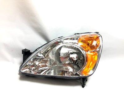 新店【阿勇的店】HONDA 03~04 CRV 二代 原廠型大燈 CRV 大燈  台灣DEPO製