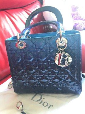 Dior戴妃袋