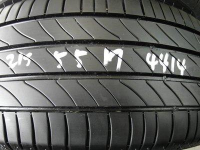 【宏勝輪胎】中古胎 落地胎 維修 保養 底盤 型號:215 55 17 米其林3ST 4條 9成新