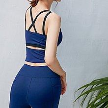 ($588起) 瑜珈衣 #2069 性感美背帶胸墊吊帶衣