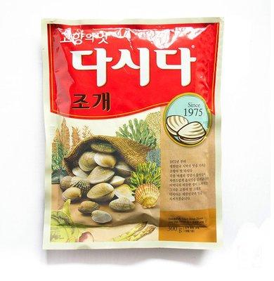 韓國CJ 大喜大韓式調味料(蛤蜊風味)500g ~增添飯菜鮮甜滋味