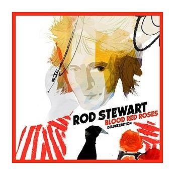 合友唱片 洛史都華 Rod Stewart / 鮮紅玫瑰 豪華版 Blood Red Roses Deluxe CD