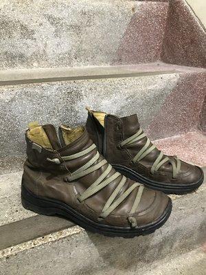 Camper 饅頭鞋 綁帶