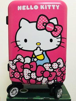 屈臣氏~Hello Kitty 登機箱 行李箱