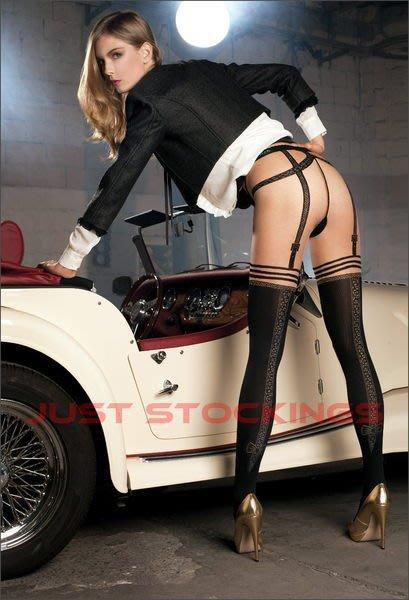 °☆就要襪☆°全新義大利國際精品 Trasparenze ACTION 仿吊帶襪造型褲襪(60DEN)