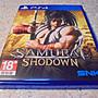 PS4侍魂曉 Samurai Shodown 中文版 直購價1200元 桃園《蝦米小鋪》