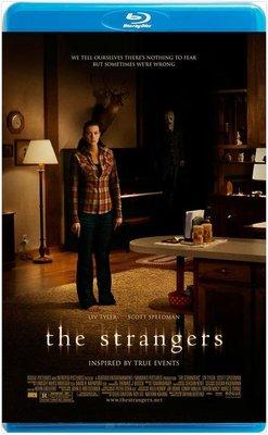 【藍光電影】陌路狂殺  慌鄰勿近  陌生人   THE STRANGERS (2008) 未分級版