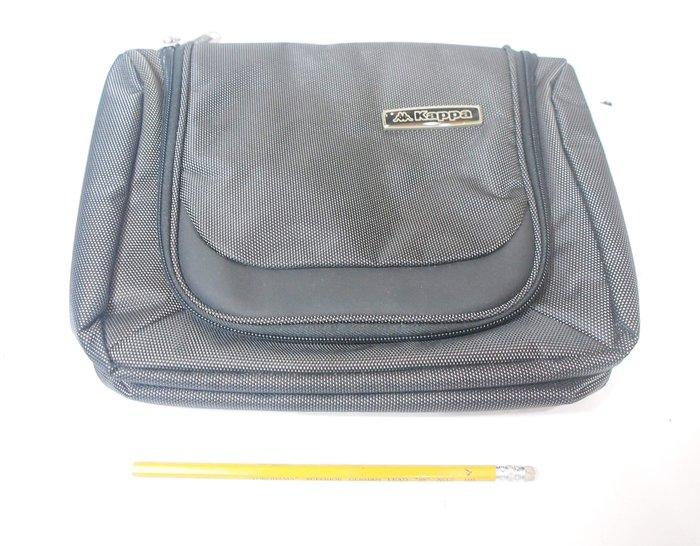 全新,Kappa 旅行 盥洗包,雜物包  / 附掛勾