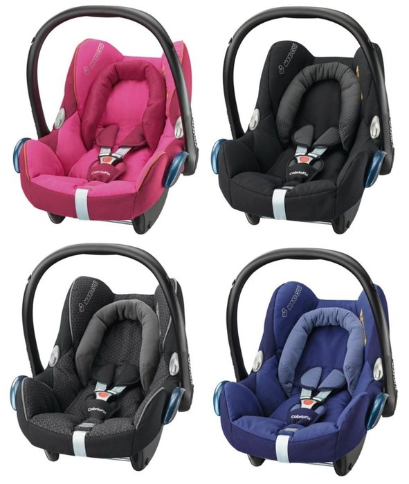 ღ新竹市太寶婦幼精品店ღ Maxi-Cosi ✿CabrioFix頂級提籃汽座可搭配ISOFIX安裝系統✿