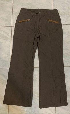 底2~出清~咖啡色長褲 長褲 彈性長褲 定價1680