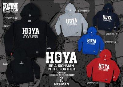 SLANT HOYA 好野 過年必備品 2017潮流帽T 長袖帽 T-SHIRT客製T 限量T恤 台灣自創品牌