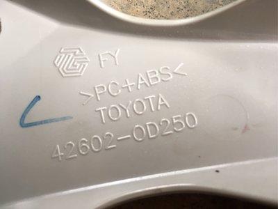 TOYOTA 原廠 VIOS YARIS 14吋 鋼圈 鐵圈 輪圈蓋 TERCEL COROLLA CORONA 適用