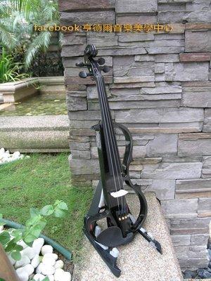 亨德爾音樂-安畝提琴工作室-新款 AX-0(B) 新款電小提琴-黑色電子小提琴音色美高品質(送全配)