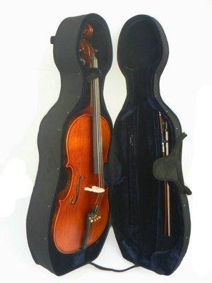 深水埗地舖門市勁減 輕體 大提琴盒 Lightweight Cello Case 大提琴  琴盒 Cello  4/4