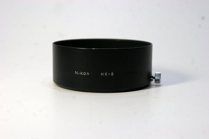 NIKON HK-8 原廠金屬遮光罩 62MM 快拆式