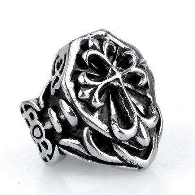【睿智精品】不鏽鋼戒指 鈦鋼戒指 品味...