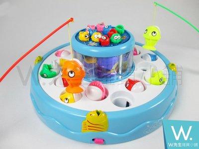 【W先生】雙層釣魚/電動釣魚機/釣魚玩具/電動釣魚組/電動釣魚盤/釣魚玩具