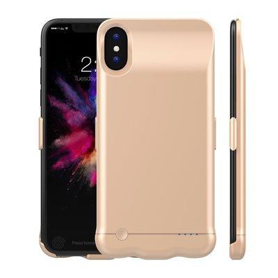 iphone8x背夾電池帶音頻大容量適用蘋果8x無線充電殼10代后背電源3C零售