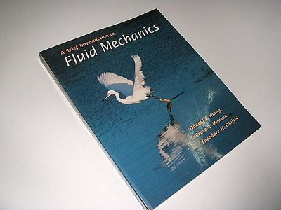 古集二手書RS ~A Brief Introduction to Fluid Mechanics Donald F. Young 0471137715