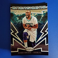 Panini Certified18-19 Kemba Walker閃卡