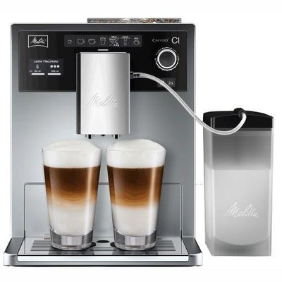 唯鼎國際【德國Melitta咖啡機】CAFFEO CI 全自動咖啡機   閃耀黑/晶鑽銀/水晶白