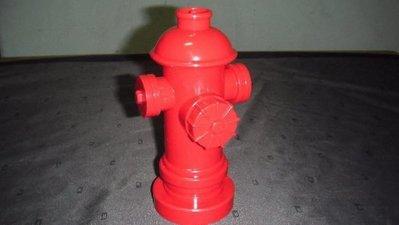 全新金錢急救栓『消防栓存錢筒』