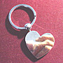 心型 KEY RING SIZE  3.2X3CM 二手藏品