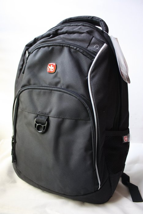 現貨【SWISS GEAR】100% 全新正品 超實用 多功能 後背包 電腦包 書包【適A4文件】SG02
