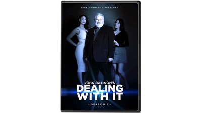 【天天魔法】【S1074】正宗原廠DVD教學~Dealing With It Season 1 by John Bann