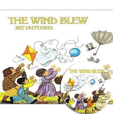 *小貝比的家*THE WIND BLEW /平裝+JYCD/3-6歲