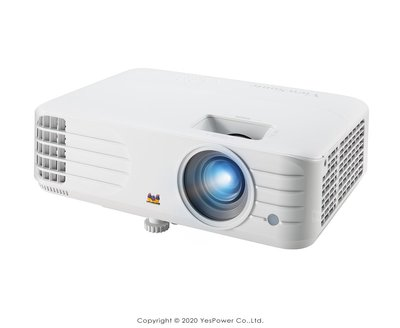 PG701WU ViewSonic WUXGA 3D劇院投影機 3500流明/1920x1200/2W喇叭/高對比/悅適