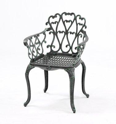 菊花扶手椅