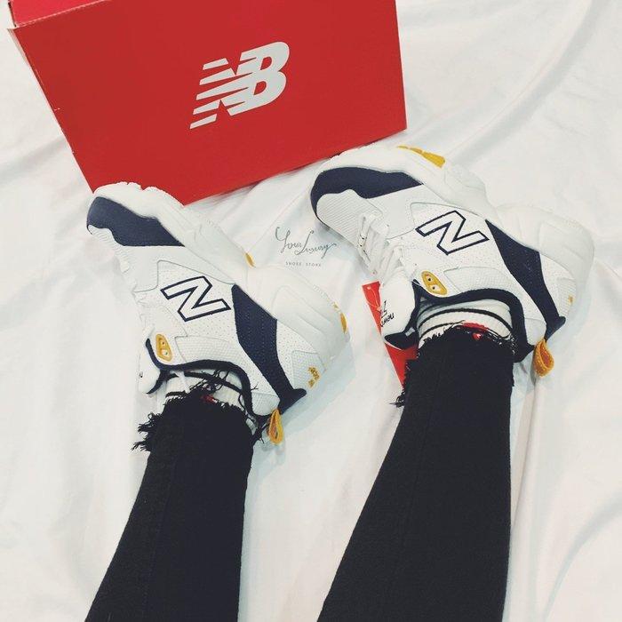 【Luxury】韓國正品 New Balance NB 708 新款 老爹鞋 老爸鞋 厚底  IU 李知恩 代言 紅黃藍