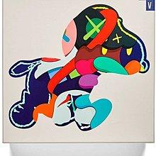 KAWS X Snoopy 史路比 1000塊拼圖 PUZZLE STAY STEADY 1000 PIECES (KAWS NGV 澳洲限定)