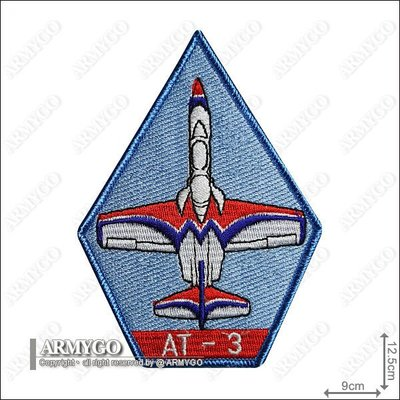 【ARMYGO】空軍雷虎小組 部隊章 (AT-3字樣)