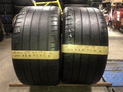 兆賀輪胎~ 275/ 30/ 19 米其林 PS4s 新北市