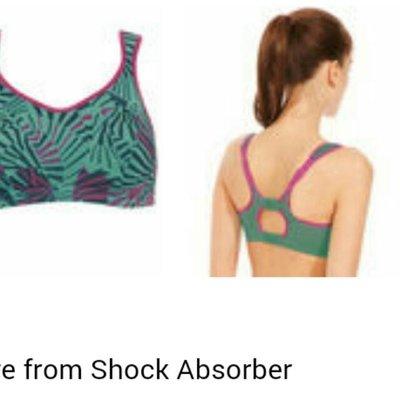 sa-shock absorber高強度運動內衣-莎拉波娃指定愛用##