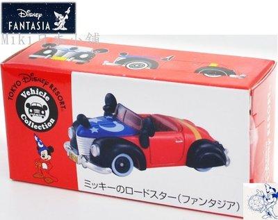 *Miki日本小舖*日本東京迪士尼Tomy魔法米奇Mickey造型敞篷車  TOMICA 小車